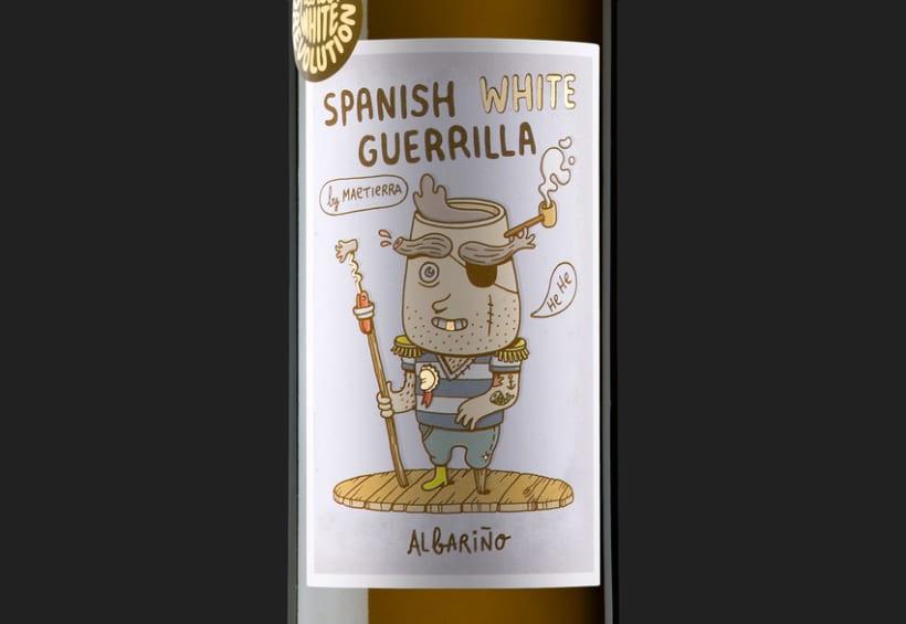 Spanish White Guerrilla 4