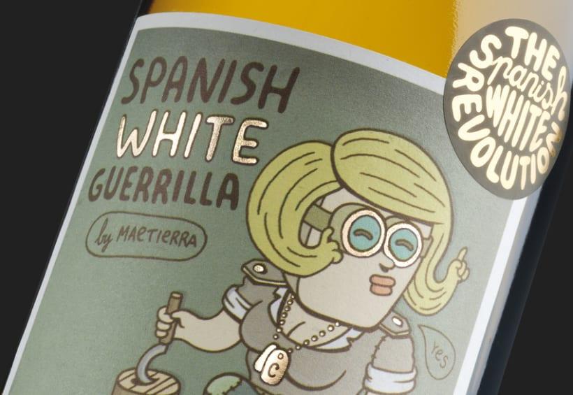 Spanish White Guerrilla 5