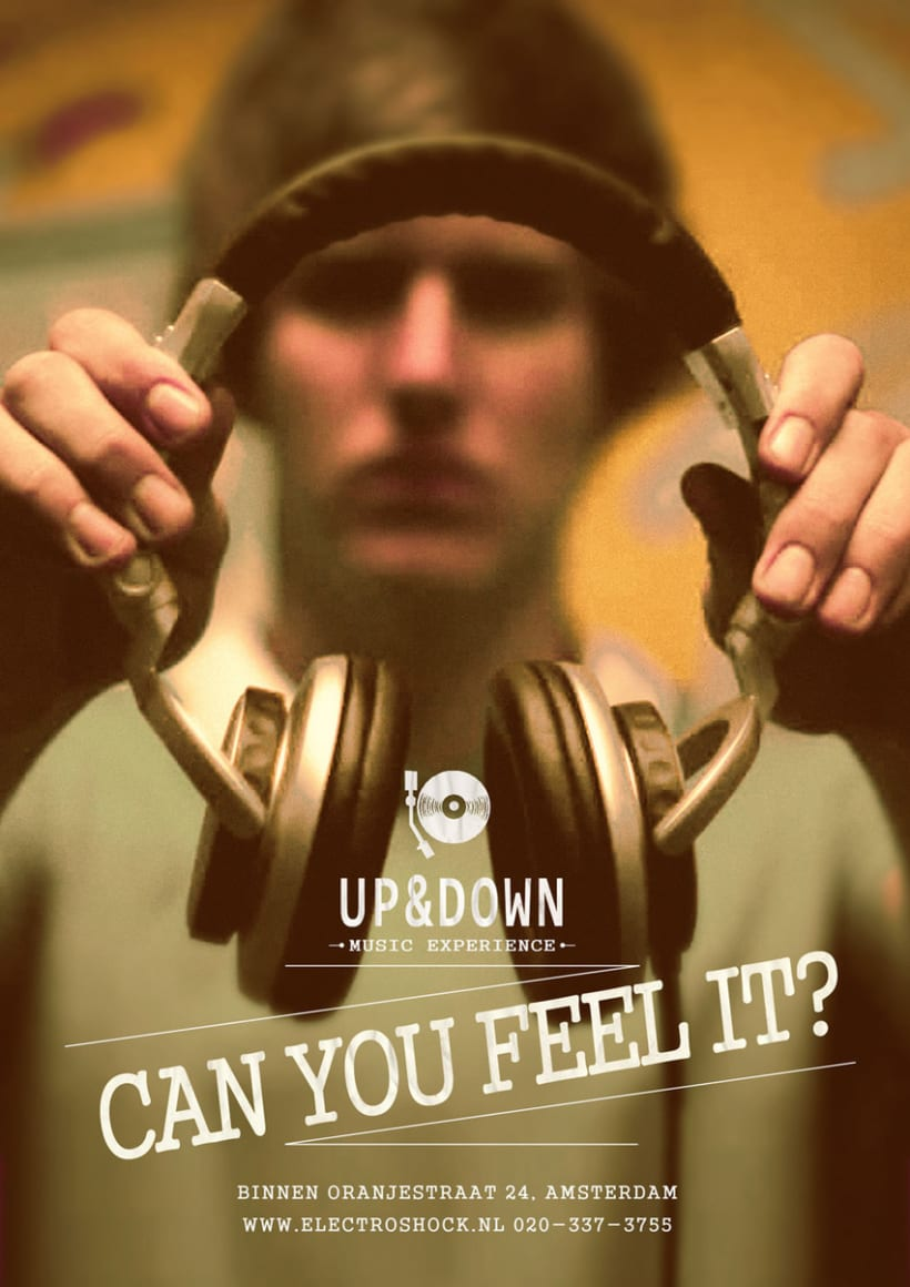 Feel the music -1