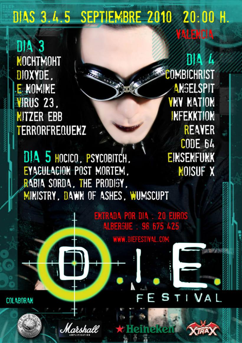 D.I.E. Festival  -1