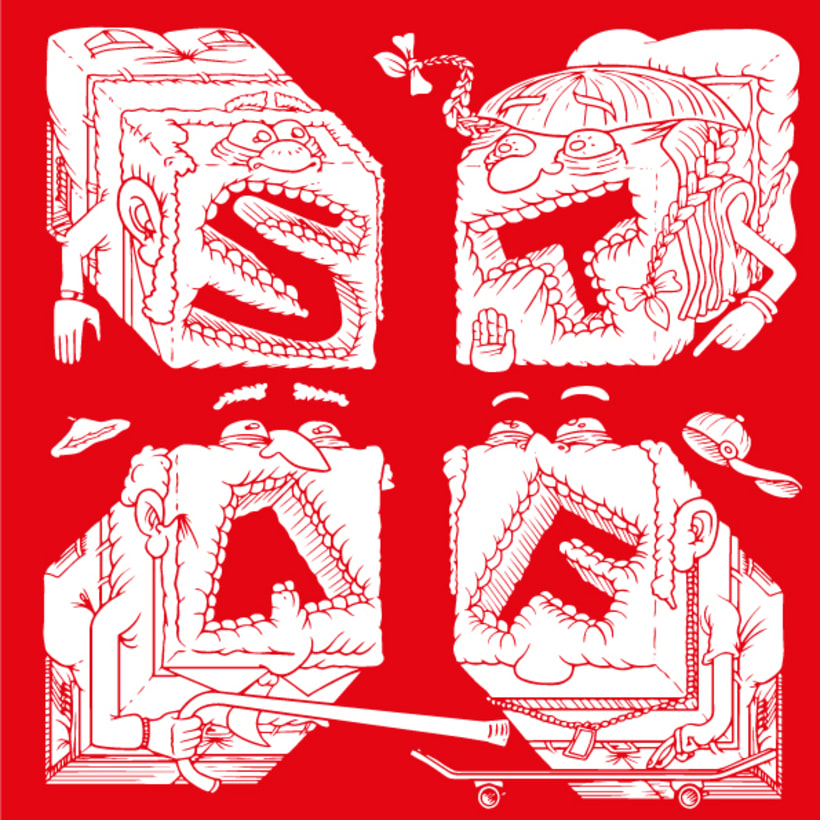 Logo Staf Magazine June 2014 3