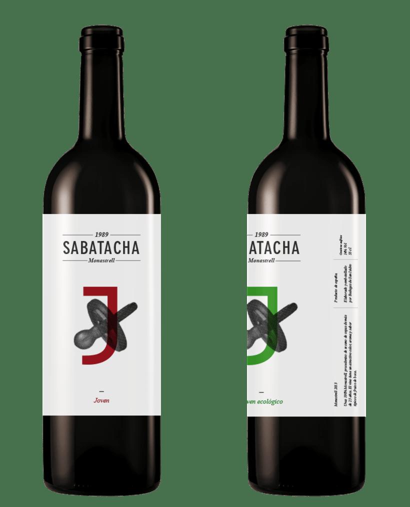 Sabatacha Monastrell 2