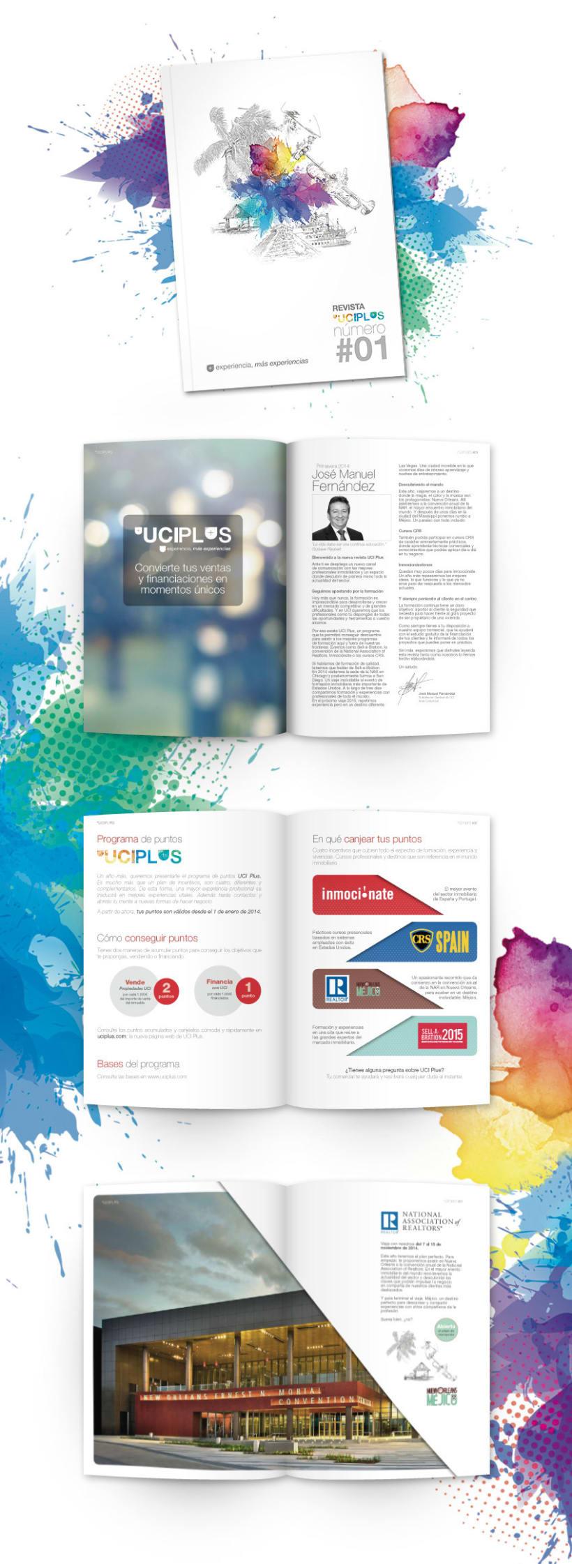 Revista UCIplus 1