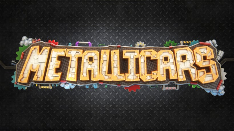 Metallicars iOs & Android Game 0