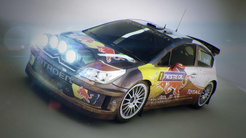 Citroen C4 WRC 0