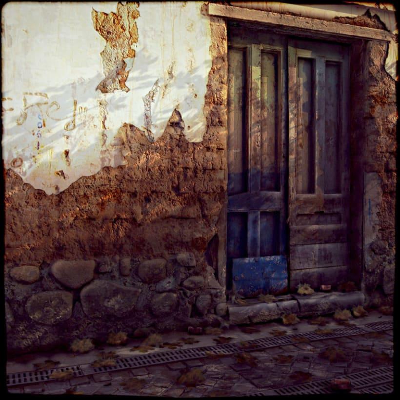Old Door -1