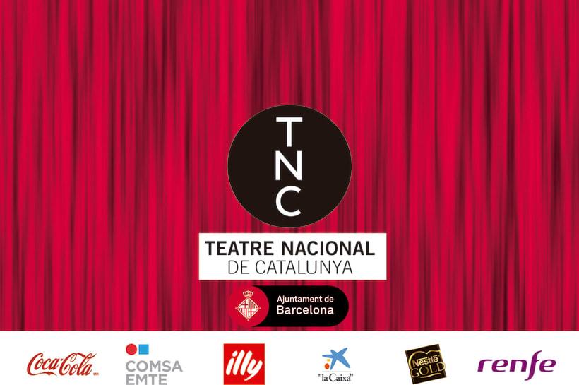 Edició promocional llibret aniversari institucio cultural TNC 15