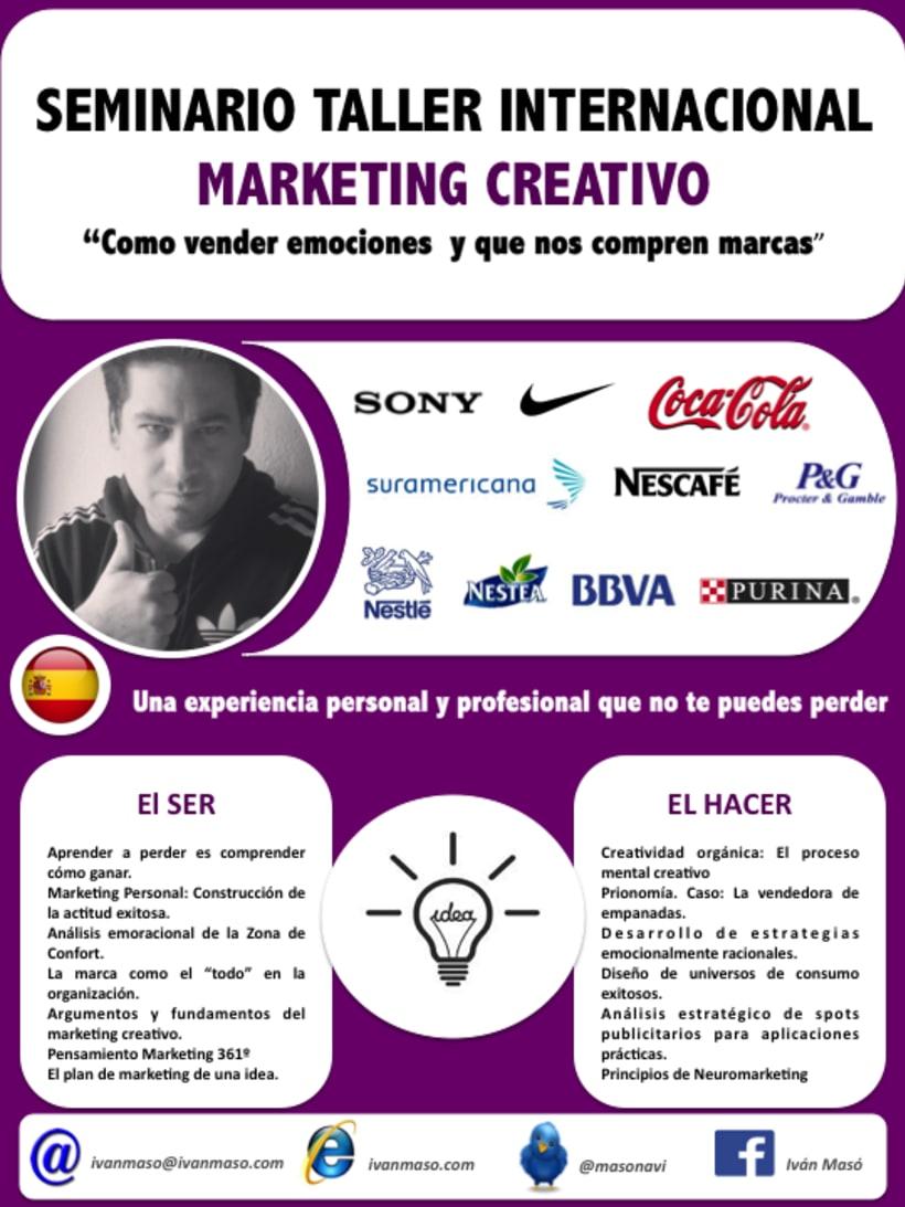 Mentoring en Marketing Creativo -1
