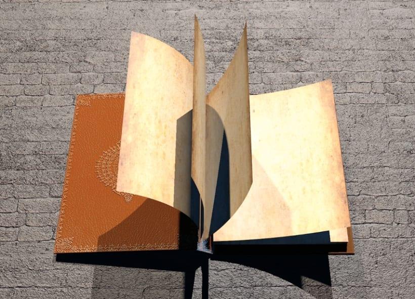 libro 3D 0
