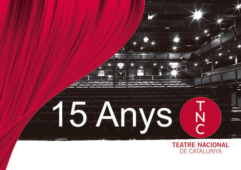 Edició promocional llibret aniversari institucio cultural TNC 0