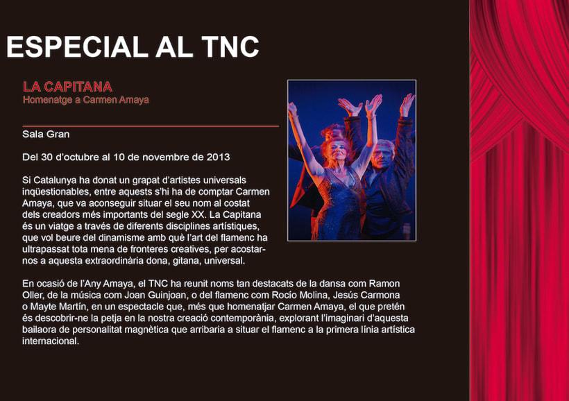 Edició promocional llibret aniversari institucio cultural TNC 10