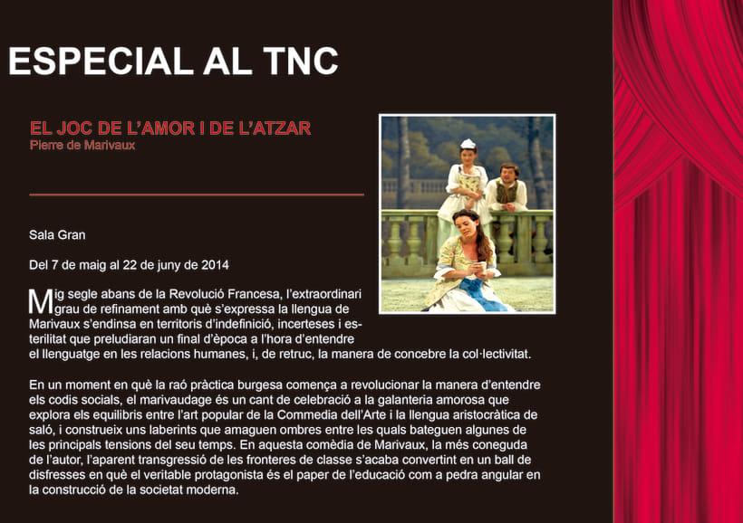 Edició promocional llibret aniversari institucio cultural TNC 12