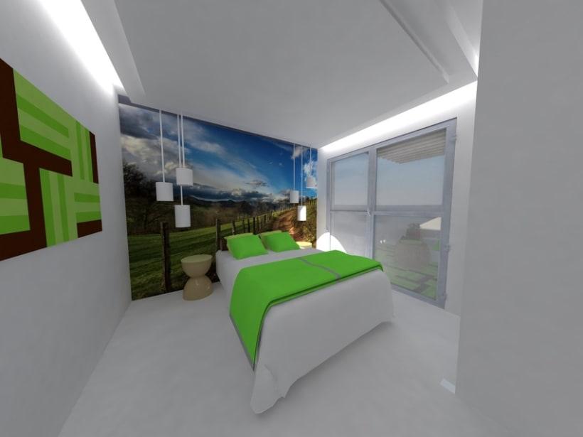 Proyecto hotel 3D 0