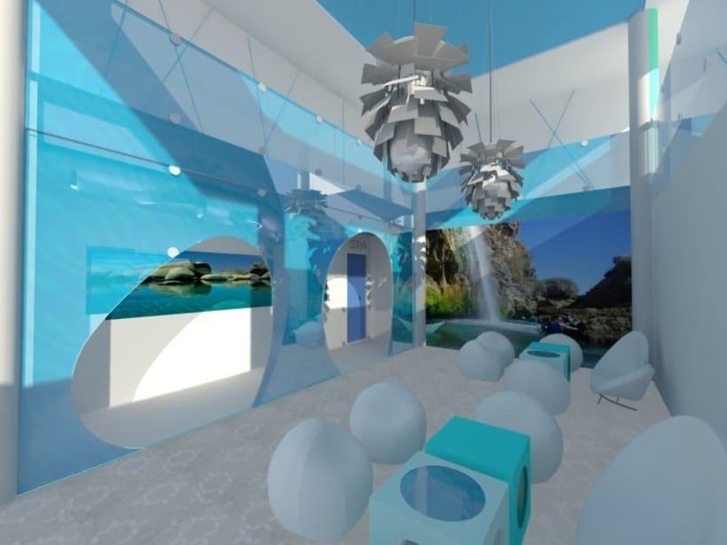 Proyecto hotel 3D 1