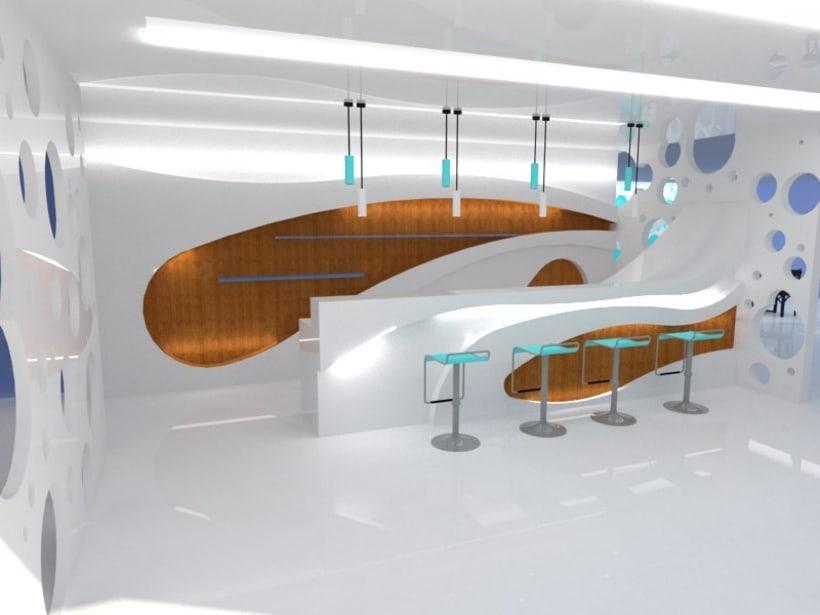 Proyecto hotel 3D 2