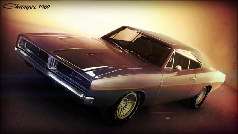 Dogde Charger 1969 -1