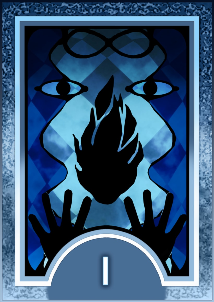 Major ARCANA Tarot 2
