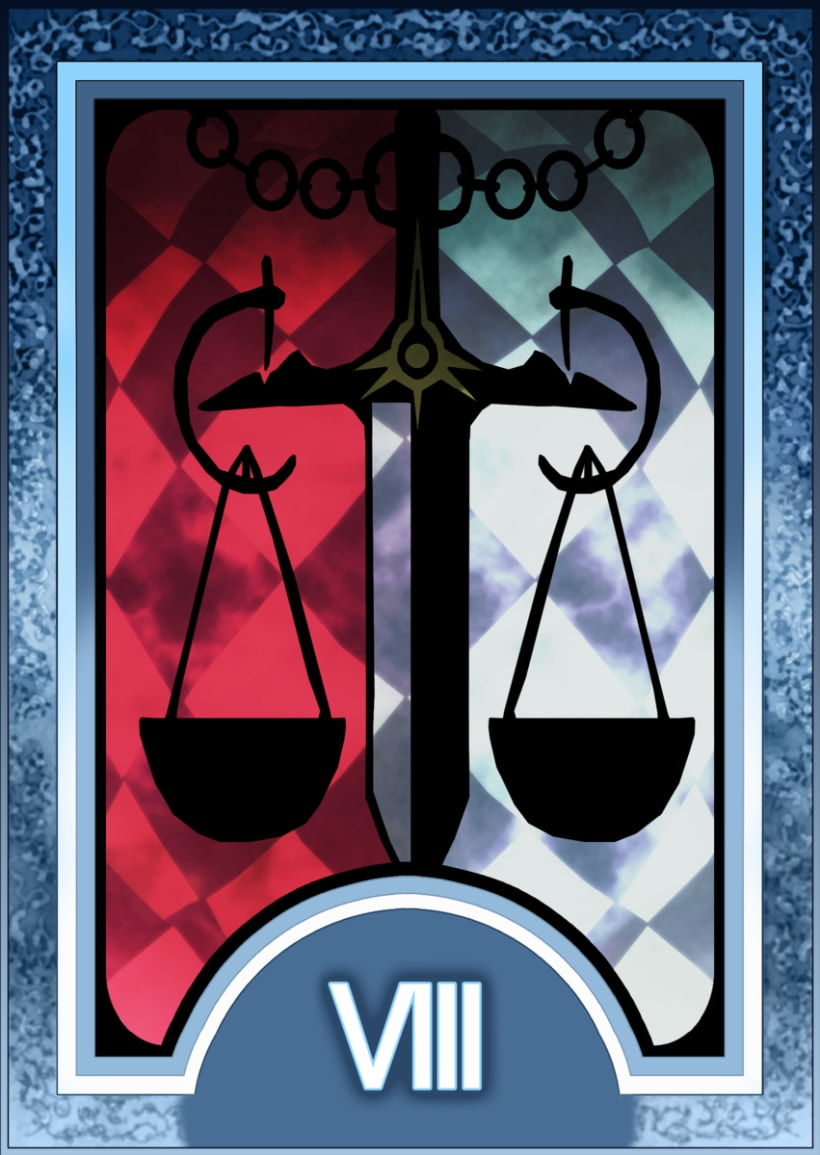Major ARCANA Tarot 9