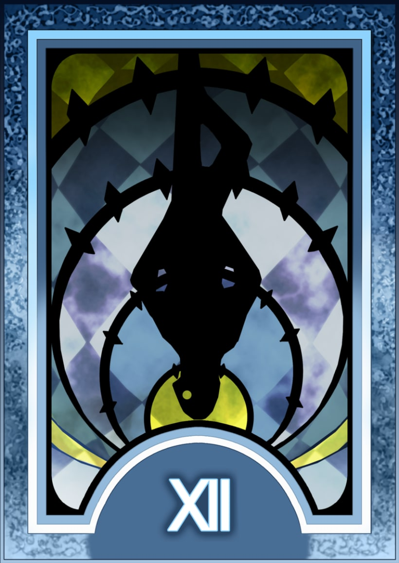 Major ARCANA Tarot 13