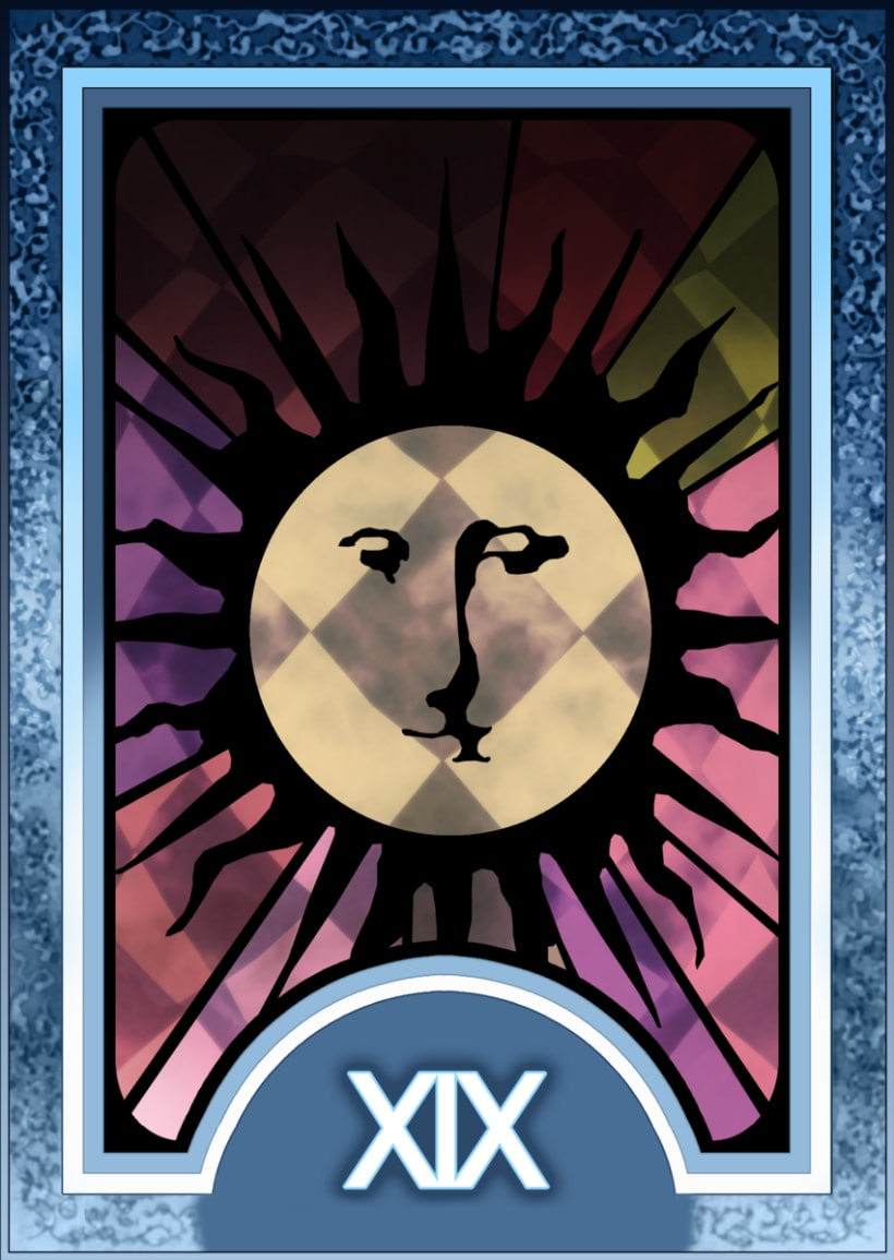 Major ARCANA Tarot 20