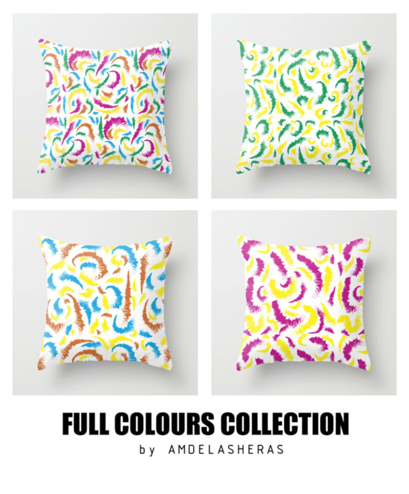 Full Colours Patterns 3