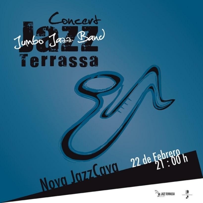 Concierto de Jazz en Terrassa -1