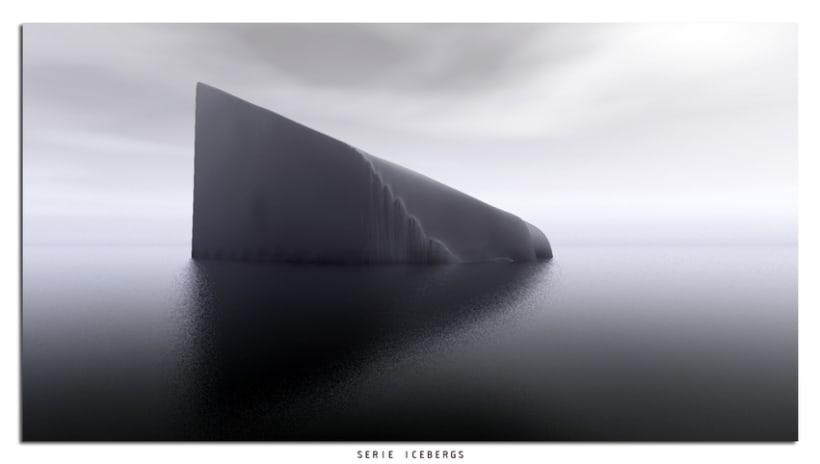 Serie Icebergs -1