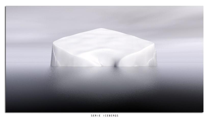 Serie Icebergs 0