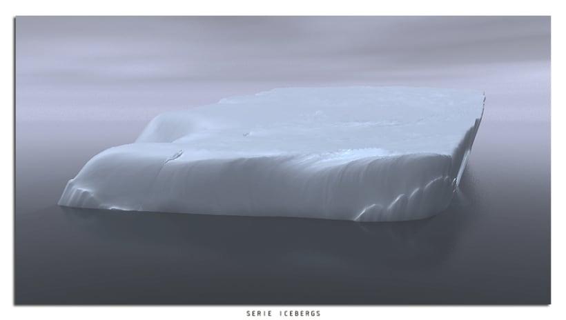 Serie Icebergs 1