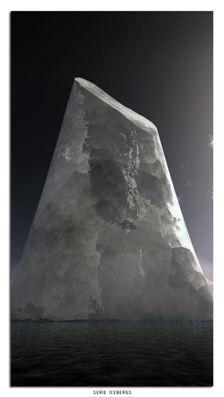 Serie Icebergs 2
