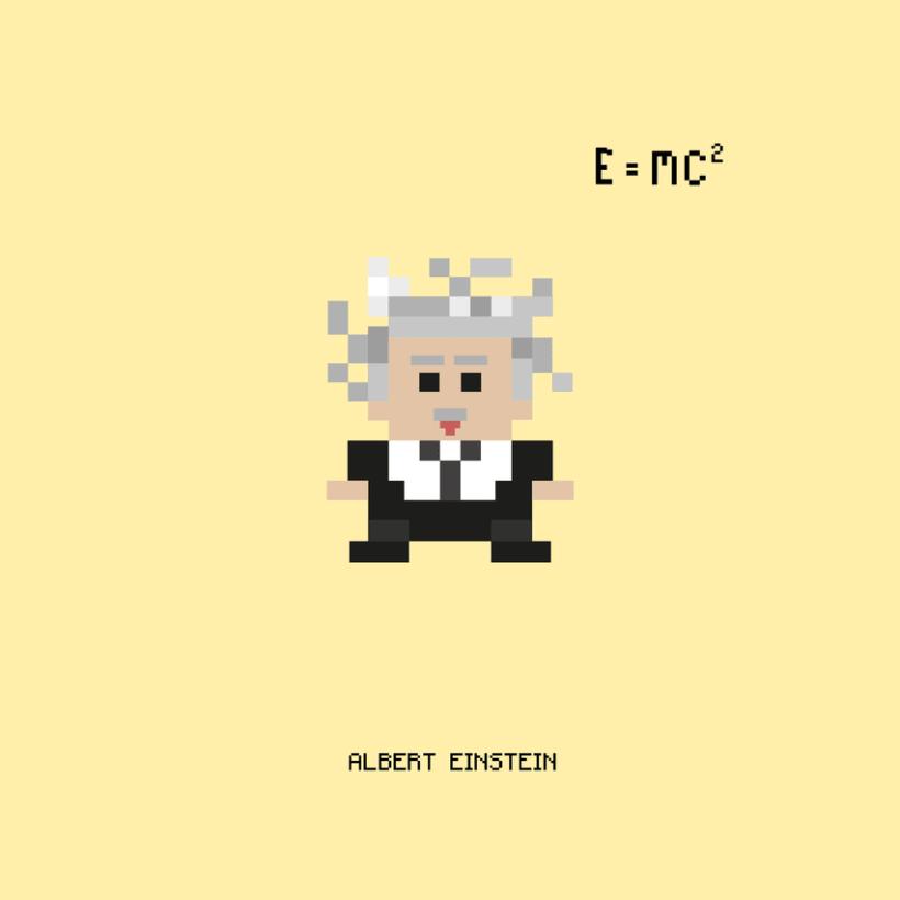 Pixel characters -1