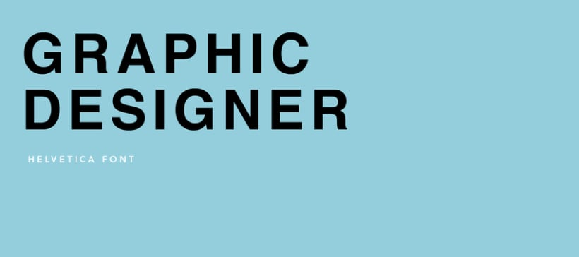 Graphic designer 1
