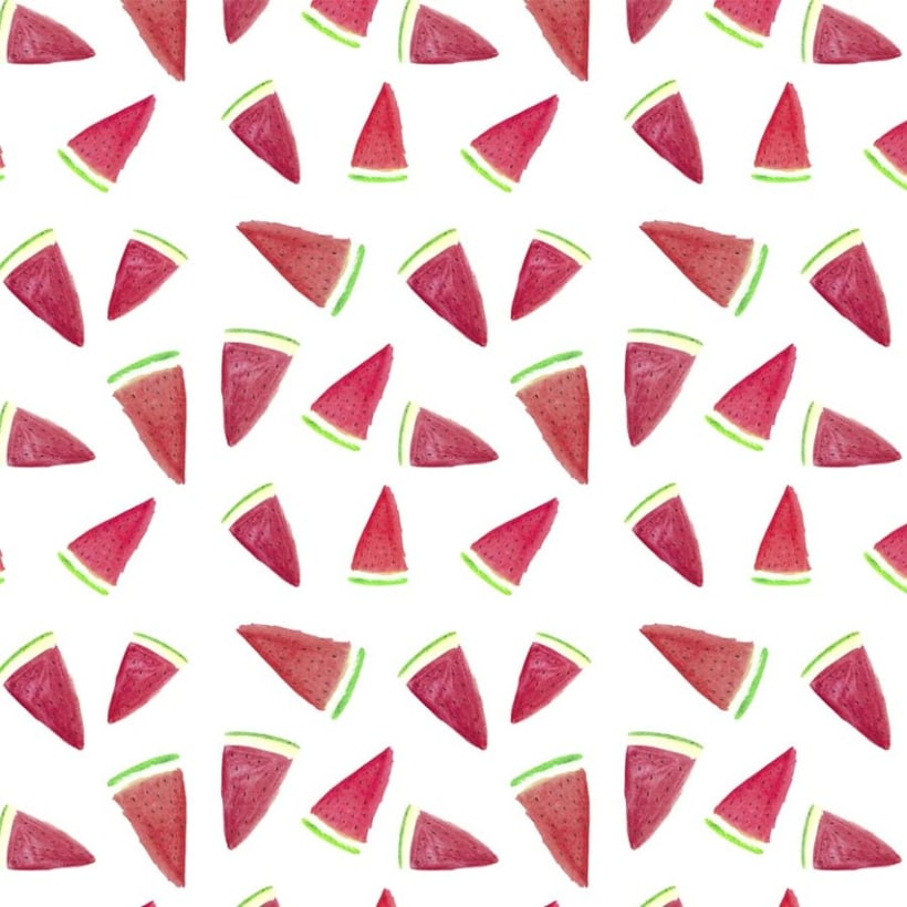 WATERMELON PATTERNS -1