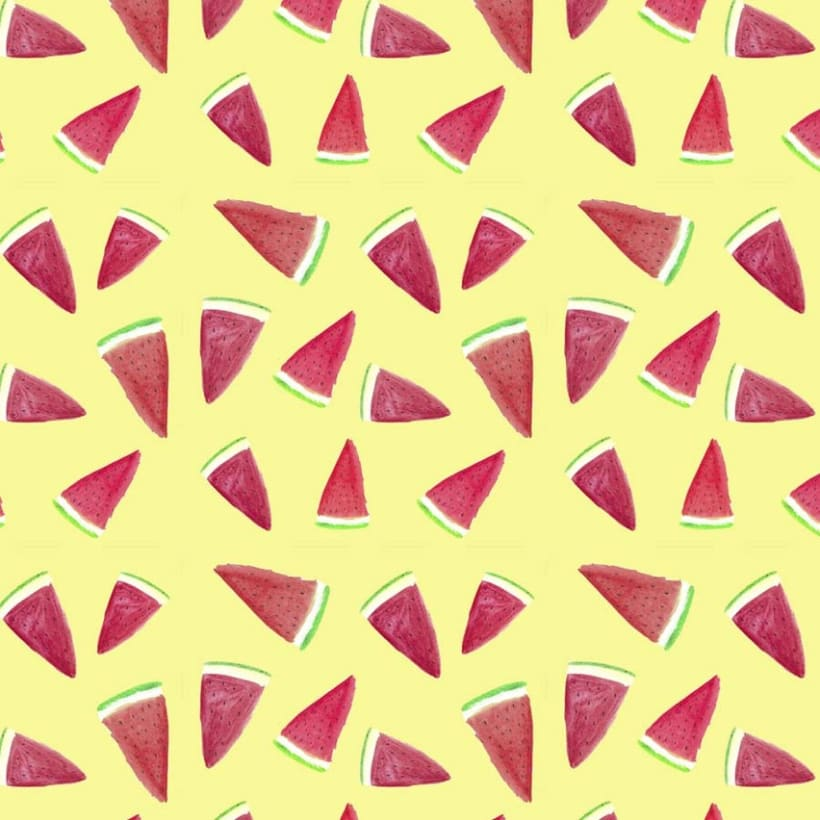 WATERMELON PATTERNS 0