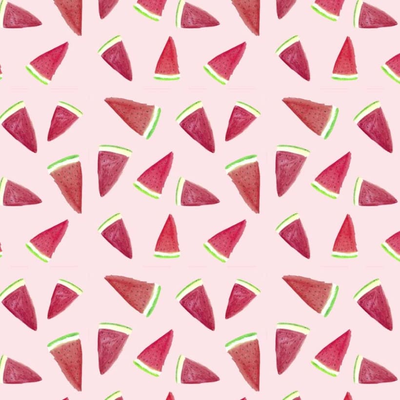 WATERMELON PATTERNS 1