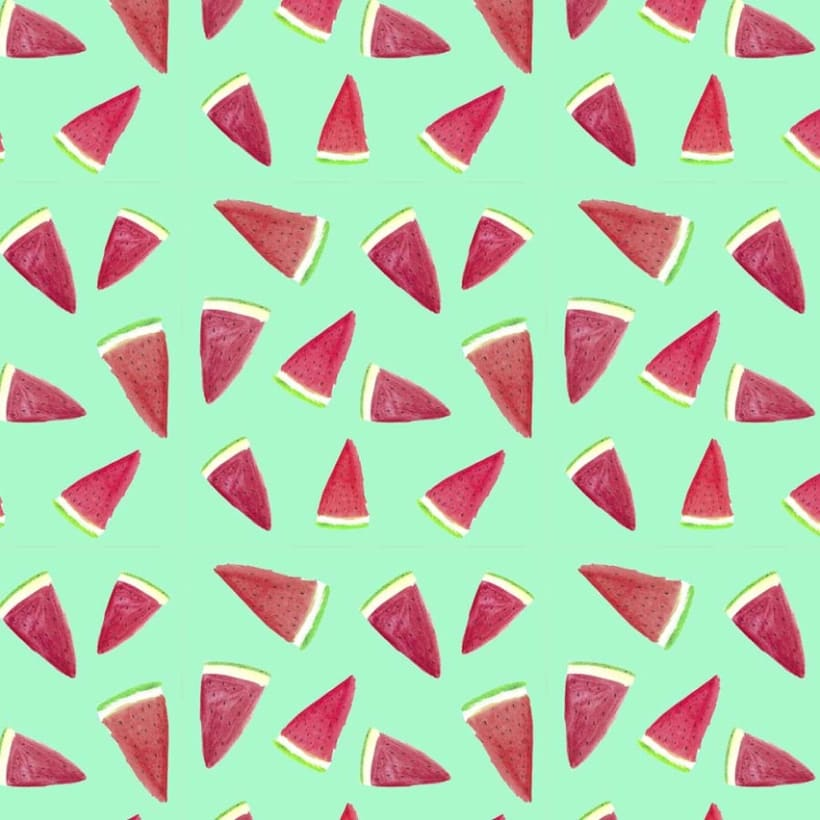 WATERMELON PATTERNS 2
