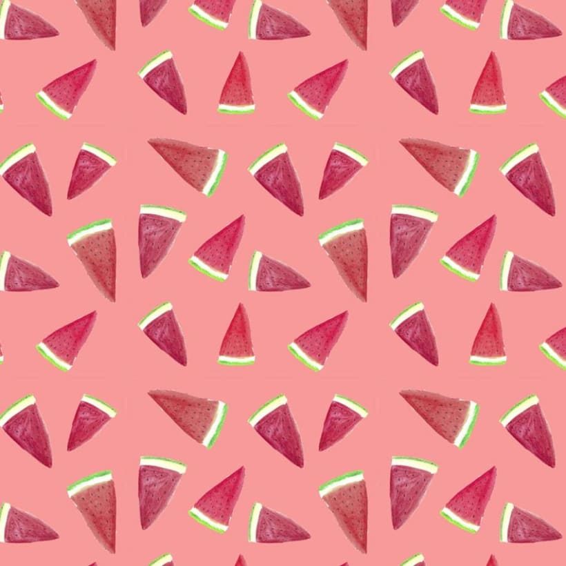 WATERMELON PATTERNS 3