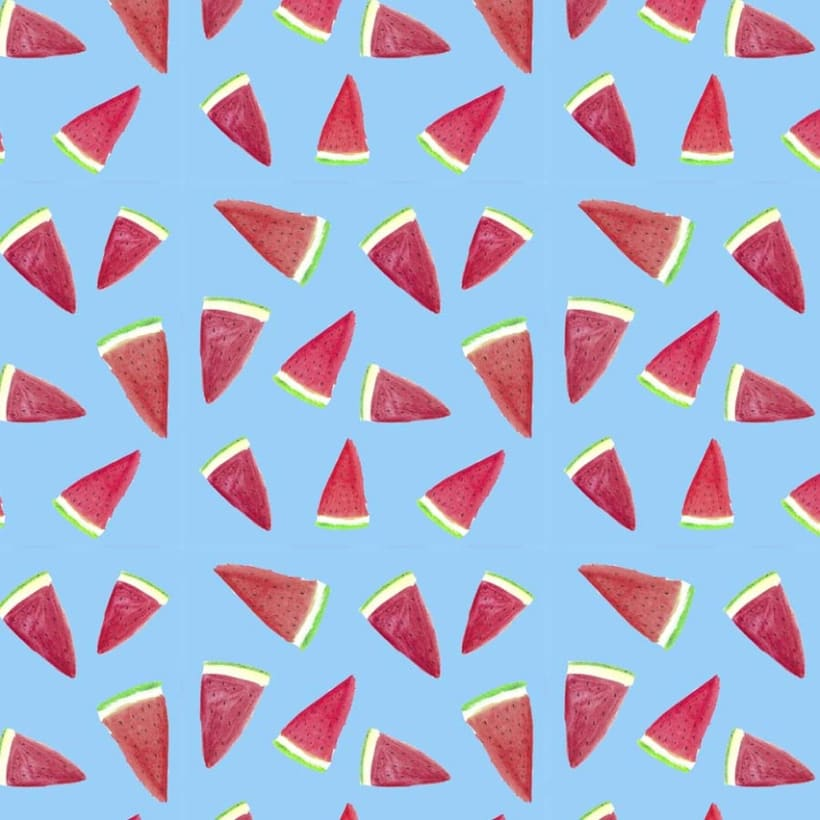 WATERMELON PATTERNS 4