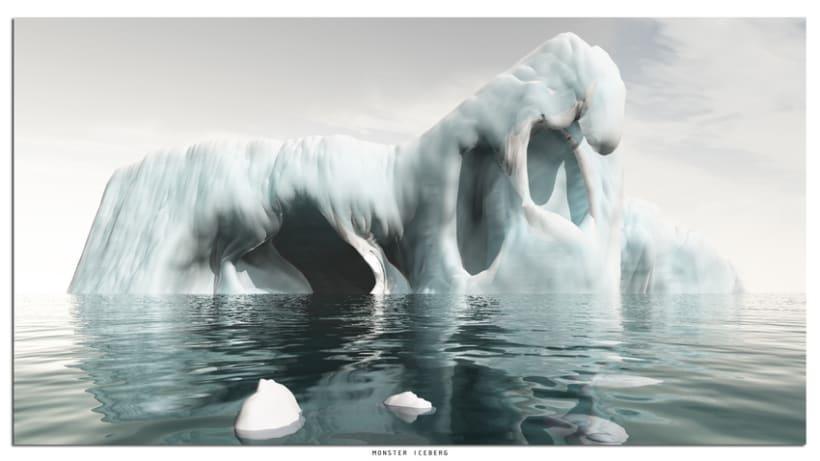 Serie Icebergs 3