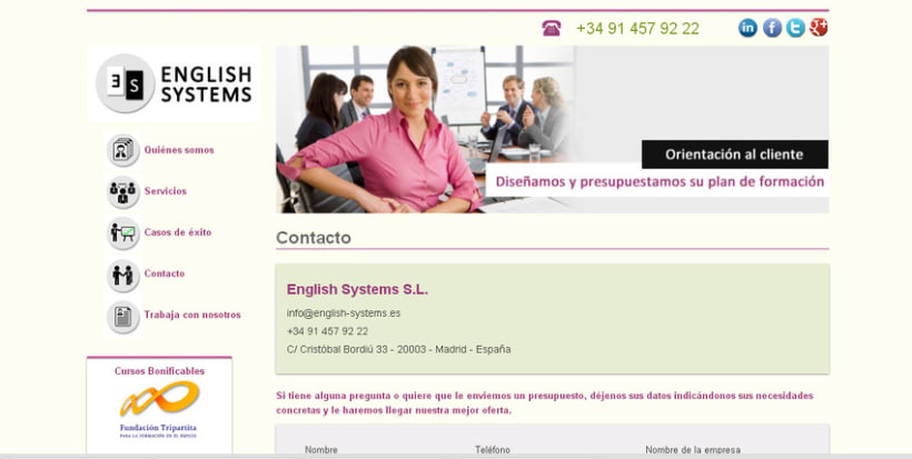 English Systems 3