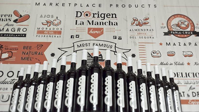 Imagen visual para DOrigen La Mancha 6