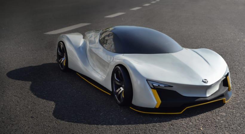 Opel Aserta GT Concept -1