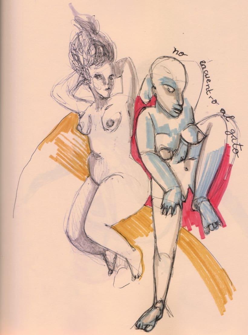 Bocetos a mano -1