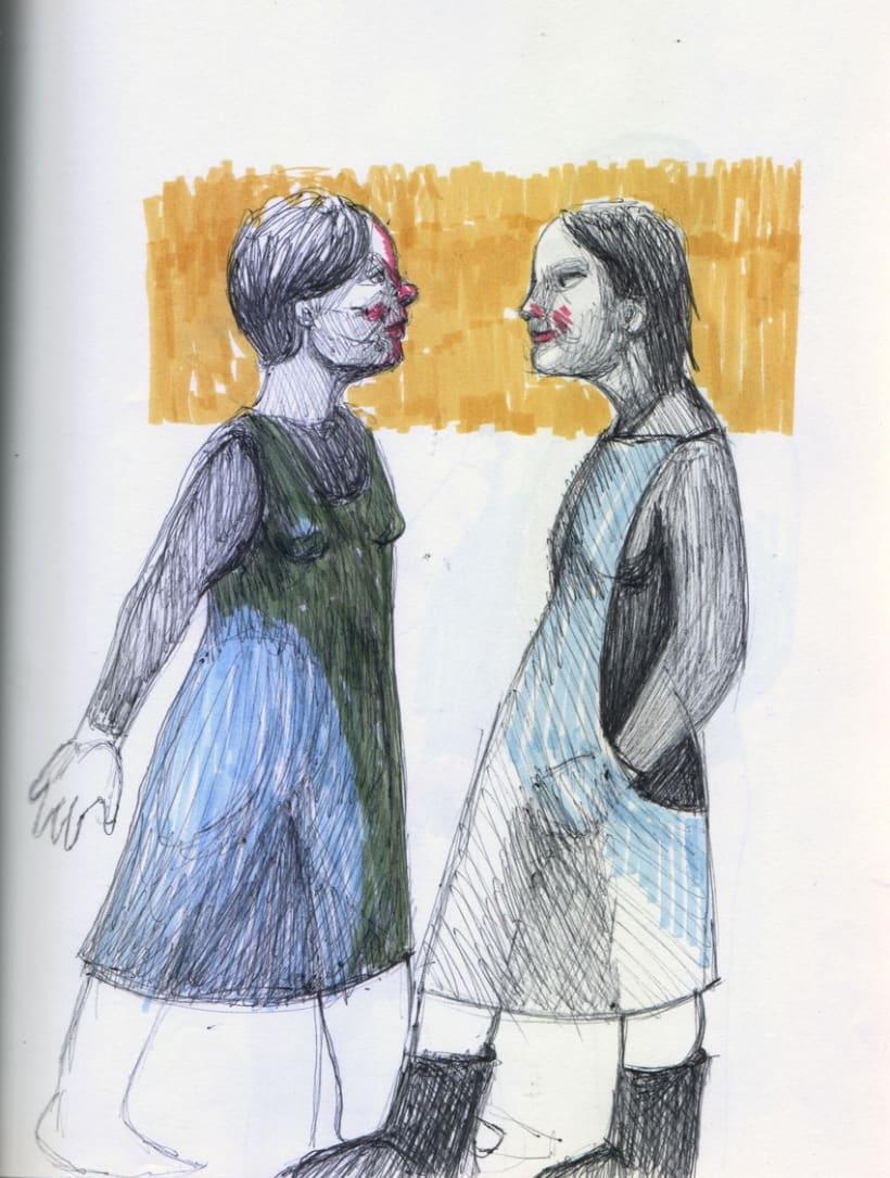 Bocetos a mano 1