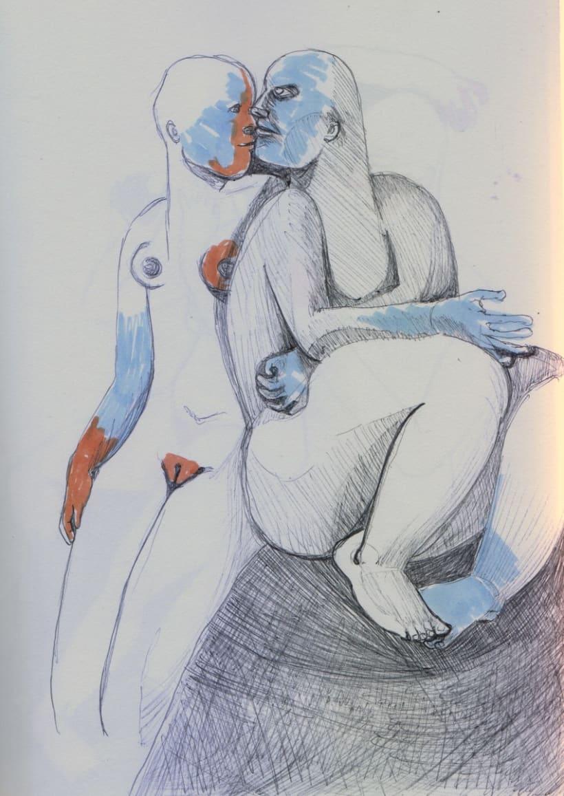 Bocetos a mano 6