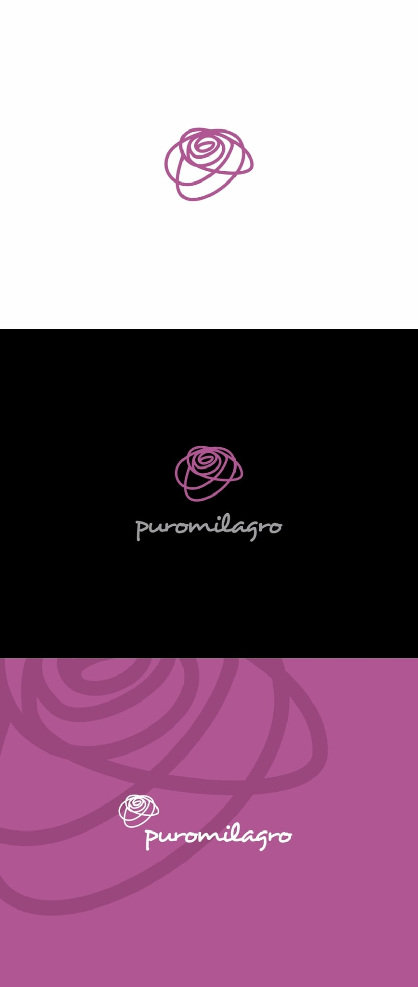 Puromilagro | Identidad 0