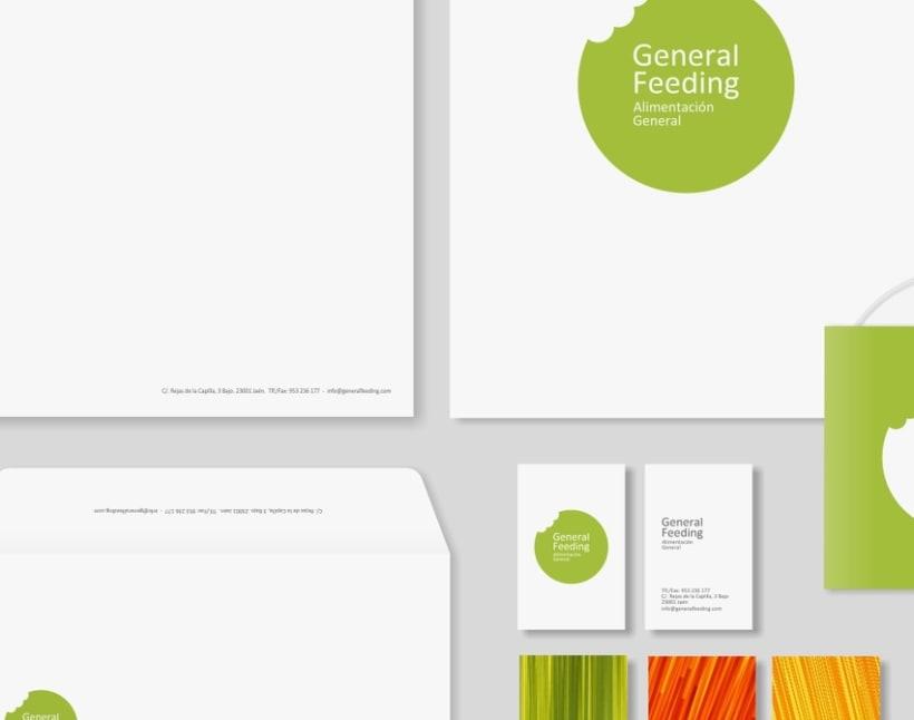 General Feeding | identidad 2