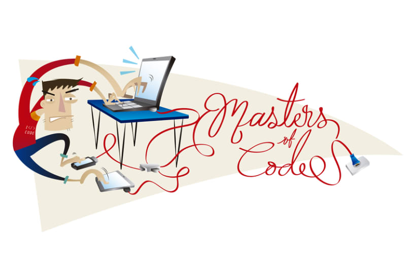 masters of code -1