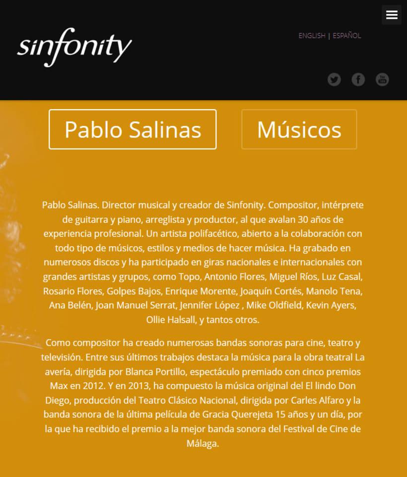 Sinfonity 0