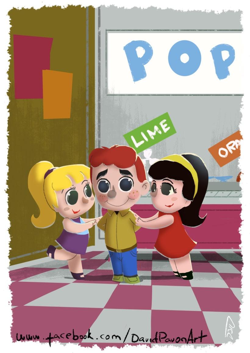 Archie y sus amigos -1